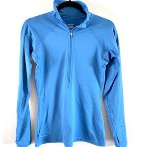 Nike Pro Dri Fit Half zip pullover